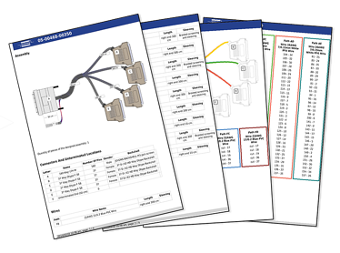 Pickering's Cable Design Tool Datasheet