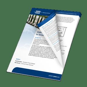 Understanding Programmable Resistors for Sensor Simulation in Test white paper